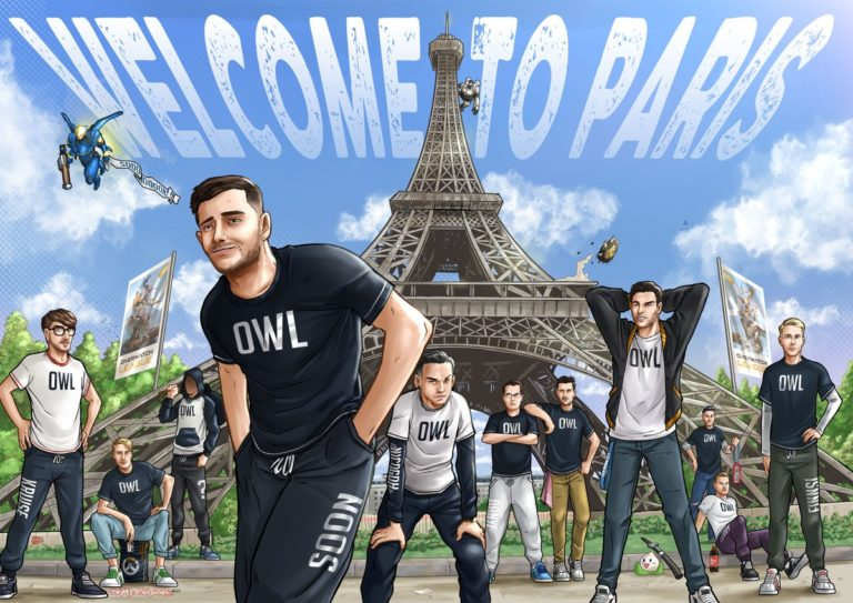 Paris Announcment TomaBYou