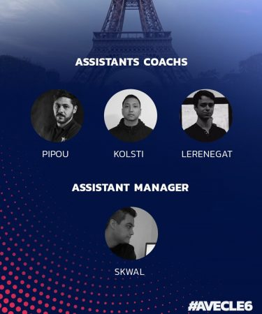 assistants coach et manager